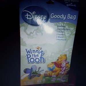 8PC Disney Winnie the Pooh Pre-filled Original Goo